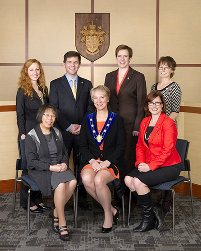 Esquimalt Mayor and Council 2014-2018