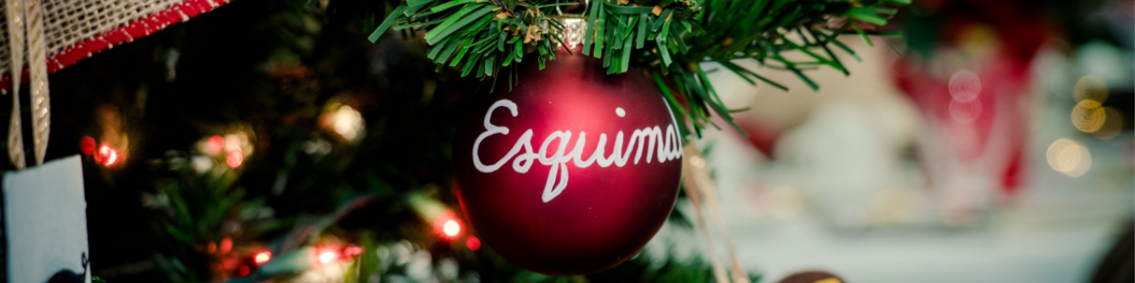 Season's greetings from Esquimalt