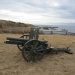 refurbished WW1 gun at Macaulay Point