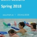 Spring Swim Lessons 2018