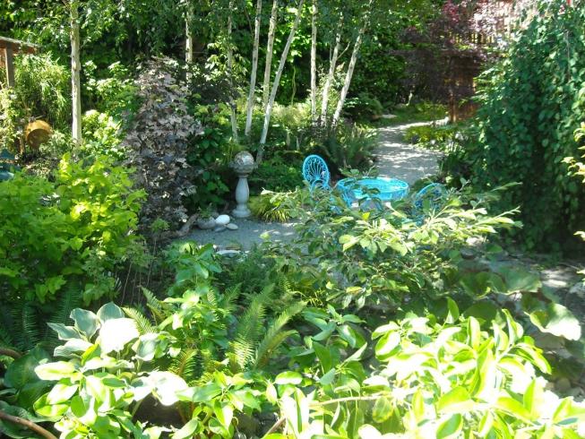 Best Artistic Garden - 3rd Place 2015