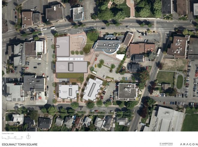 Esquimalt Village Project