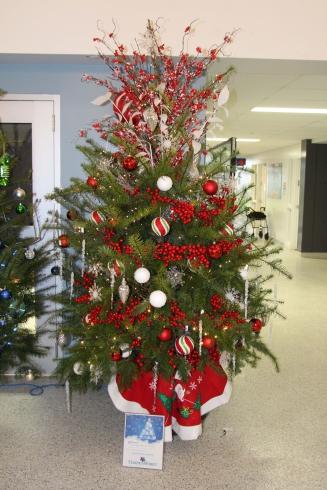 Christmas Tree Village, Christmas, Trees, esquimalt